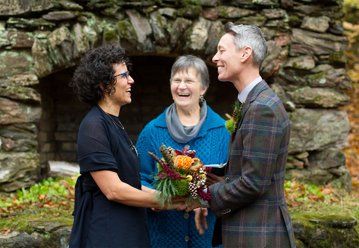 Berkshires Gay Wedding|JP Langlands Photography