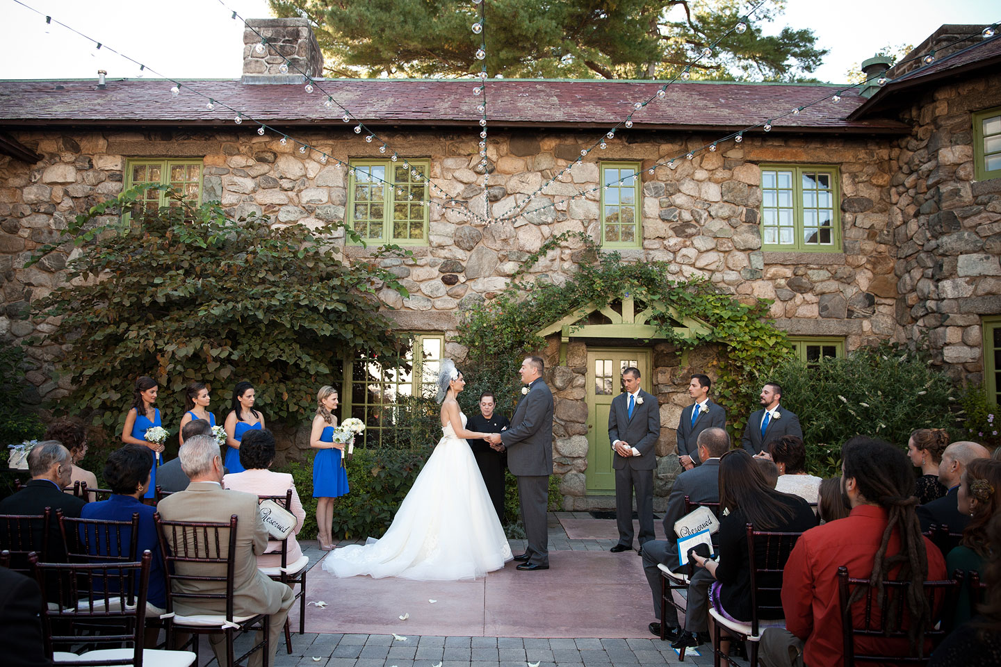ceremony willowdale estate wedding jp langlands photography