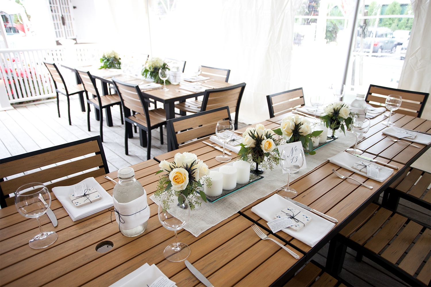 Venue Spotlight The Farm Table At Kringle Candle Western