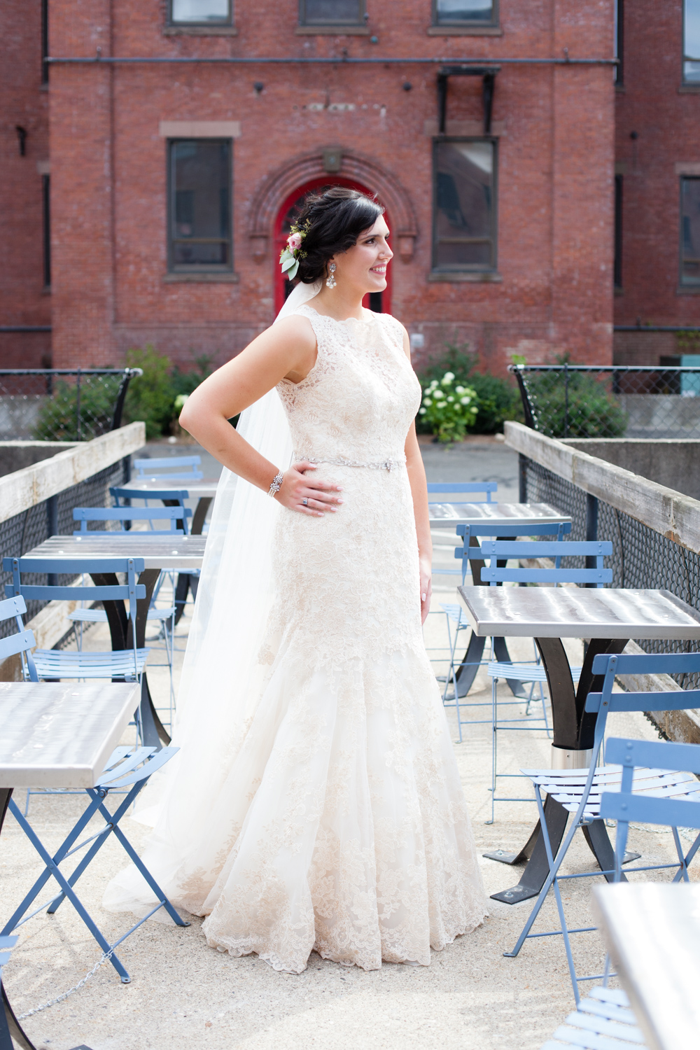 bride mill 1 at open square wedding jp langlands photography