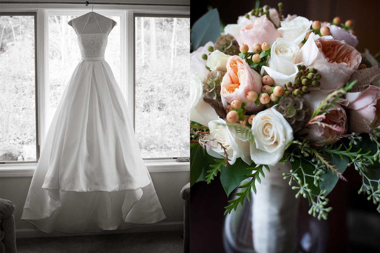 wedding dress jacob's pillow wedding jp langlands phoography