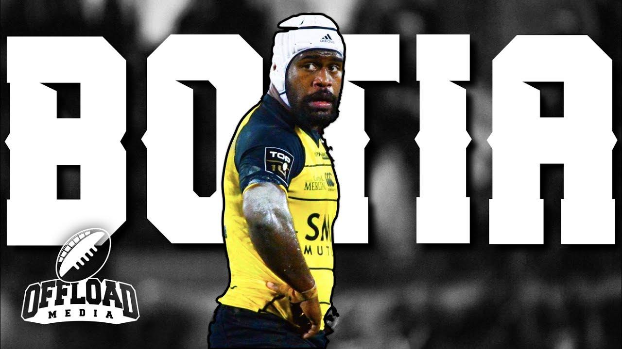 Levani Botia - Fijian Rugby-player