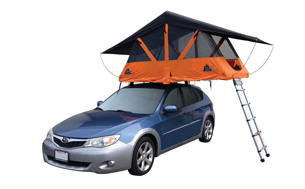 Roof Top Tent - $40/Day ($280/Cap)