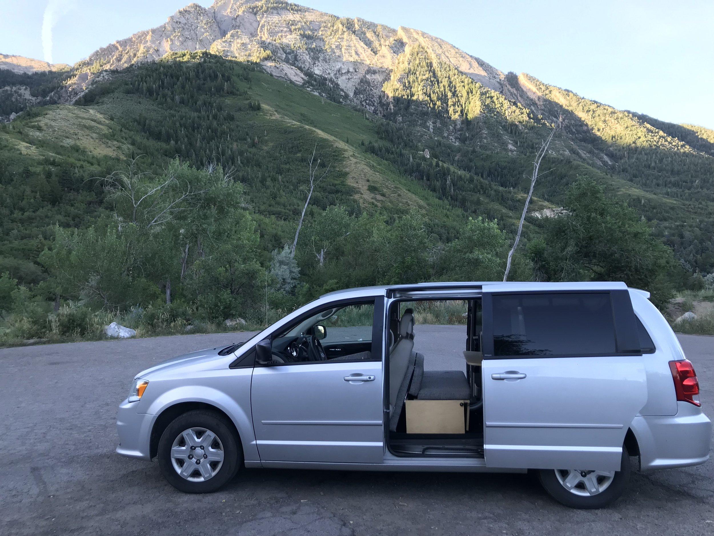 Vanny DeVito - OG Campervan$11,500Mileage: 130,426Located in Salt Lake City, Utah
