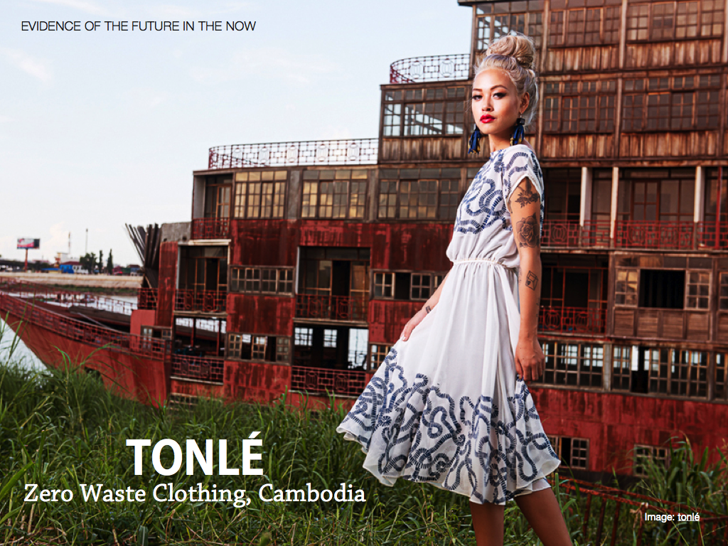To see more business models like tonlé's, explore the interactive  environmental scan .