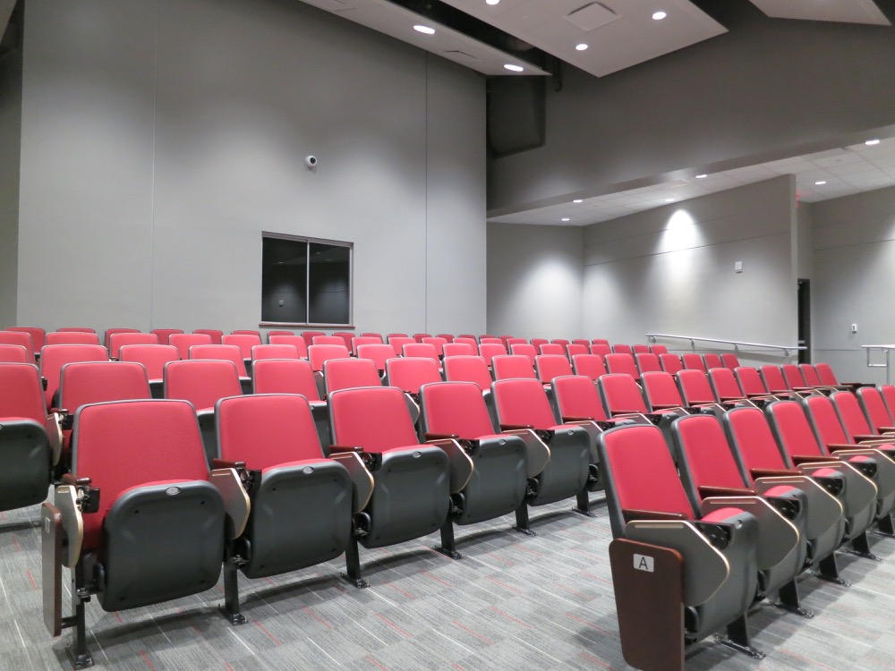 Baton Rouge Community College -  Automotive Auditorium