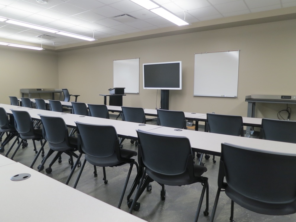 Baton Rouge Community College -  Automotive Classroom 1