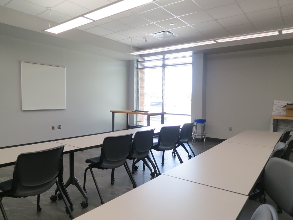 Baton Rouge Community College -  Automotive Classroom 2