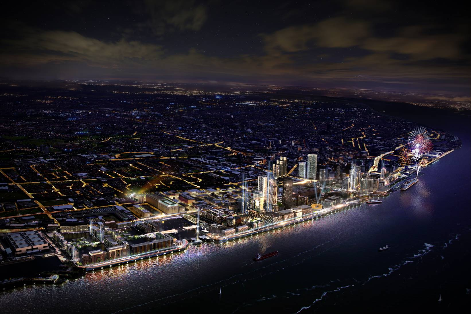 Liverpool City Council to support Everton FC plans for new stadium