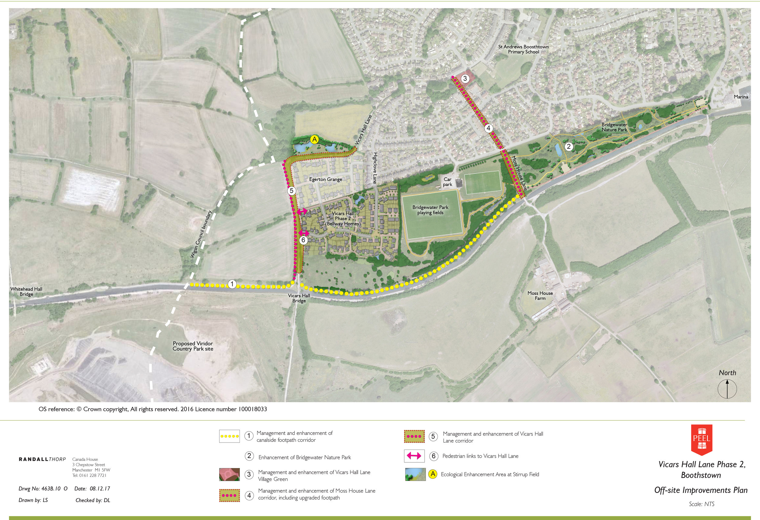 The Recreational Improvements Overview Plan