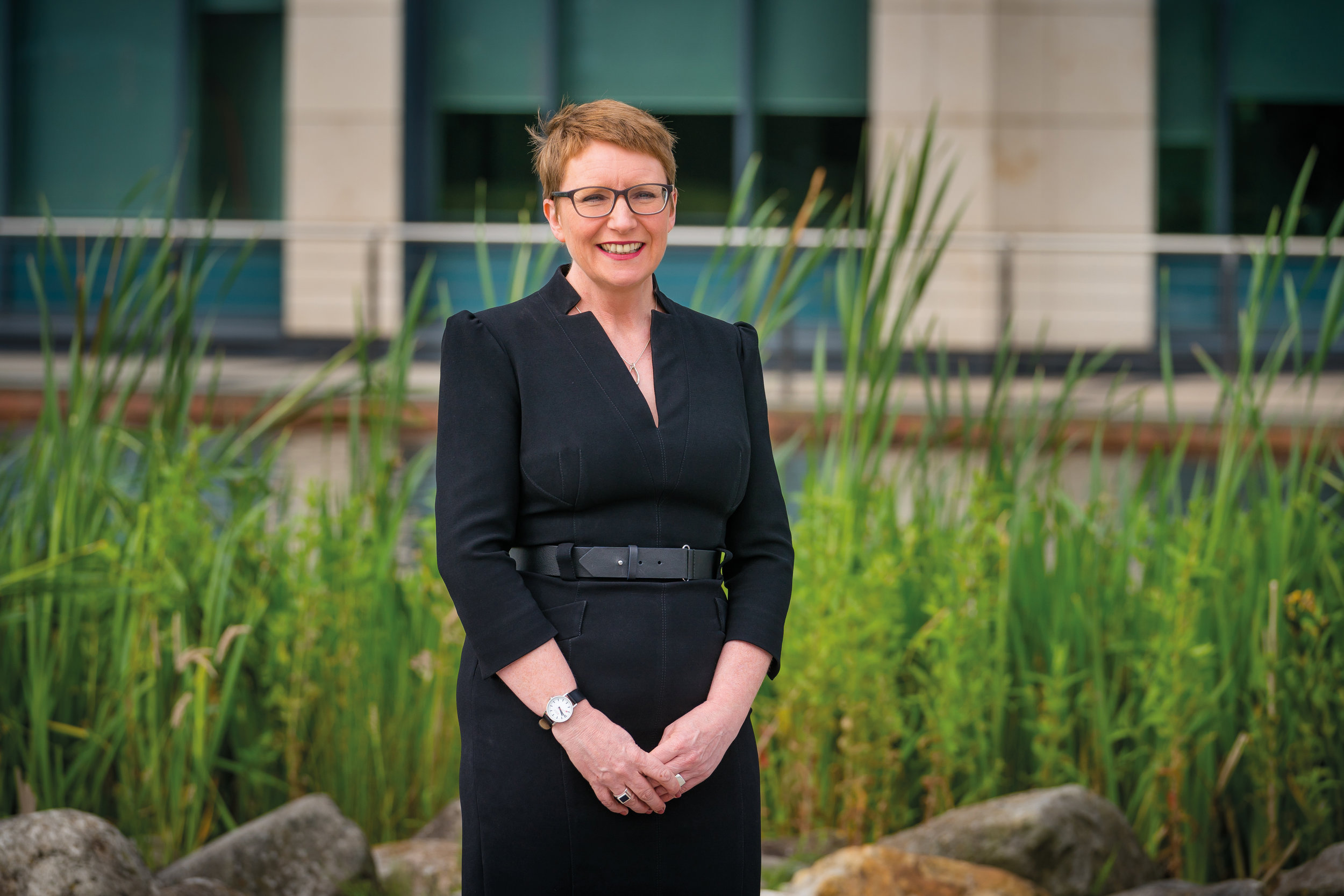 Jo Holden, Peel L&P's Sustainability Manager