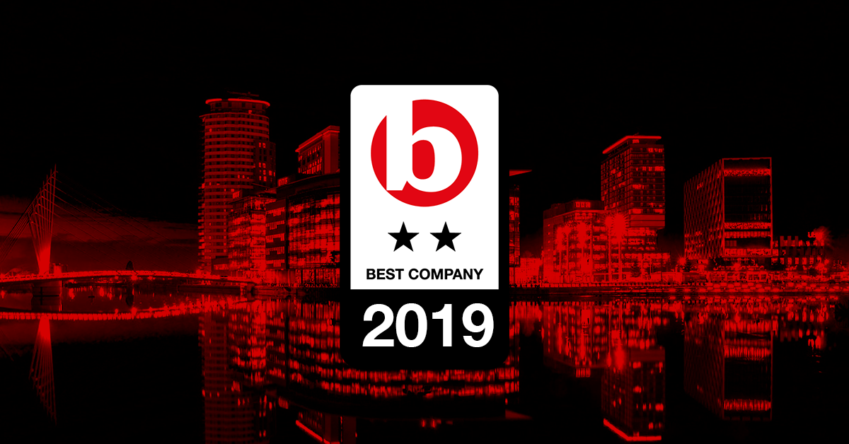 Peel L&P is proud to announce it has been recognised as a Best Company