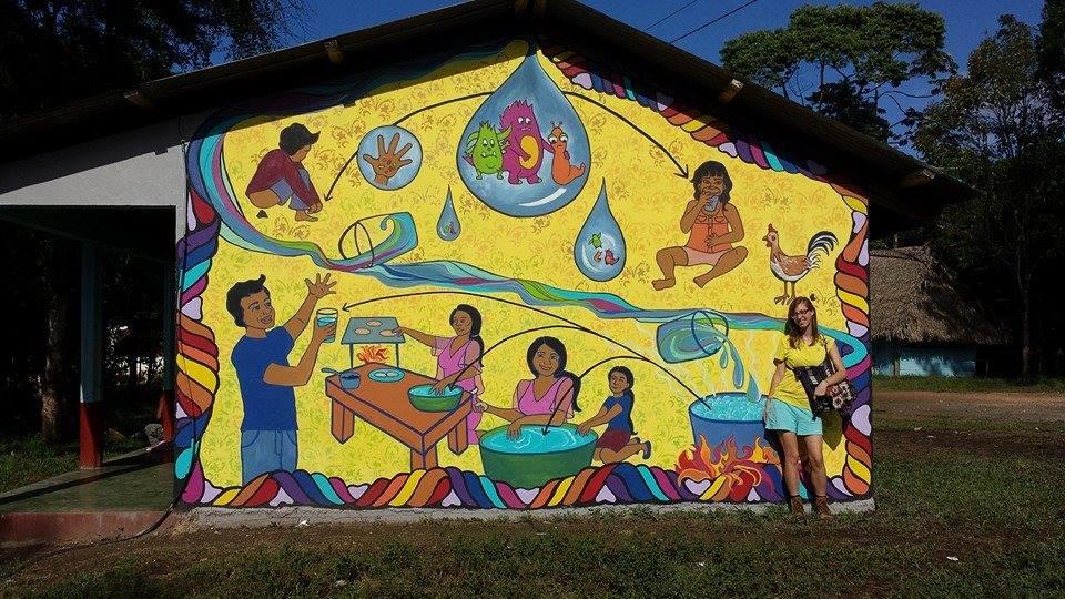 water sanitation pictorial