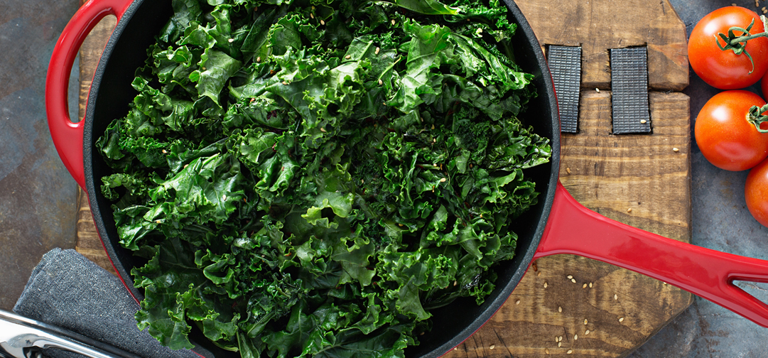 Waterless Greens Recipe: kale, broccoli, asparagus, brussels sprouts, water, sea salt - Sweet Science Nutrition & Wellness, Healthy Sobriety with health coach Elena Skroznikova