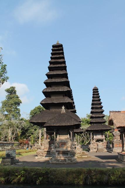 The Taman Ayun Temple