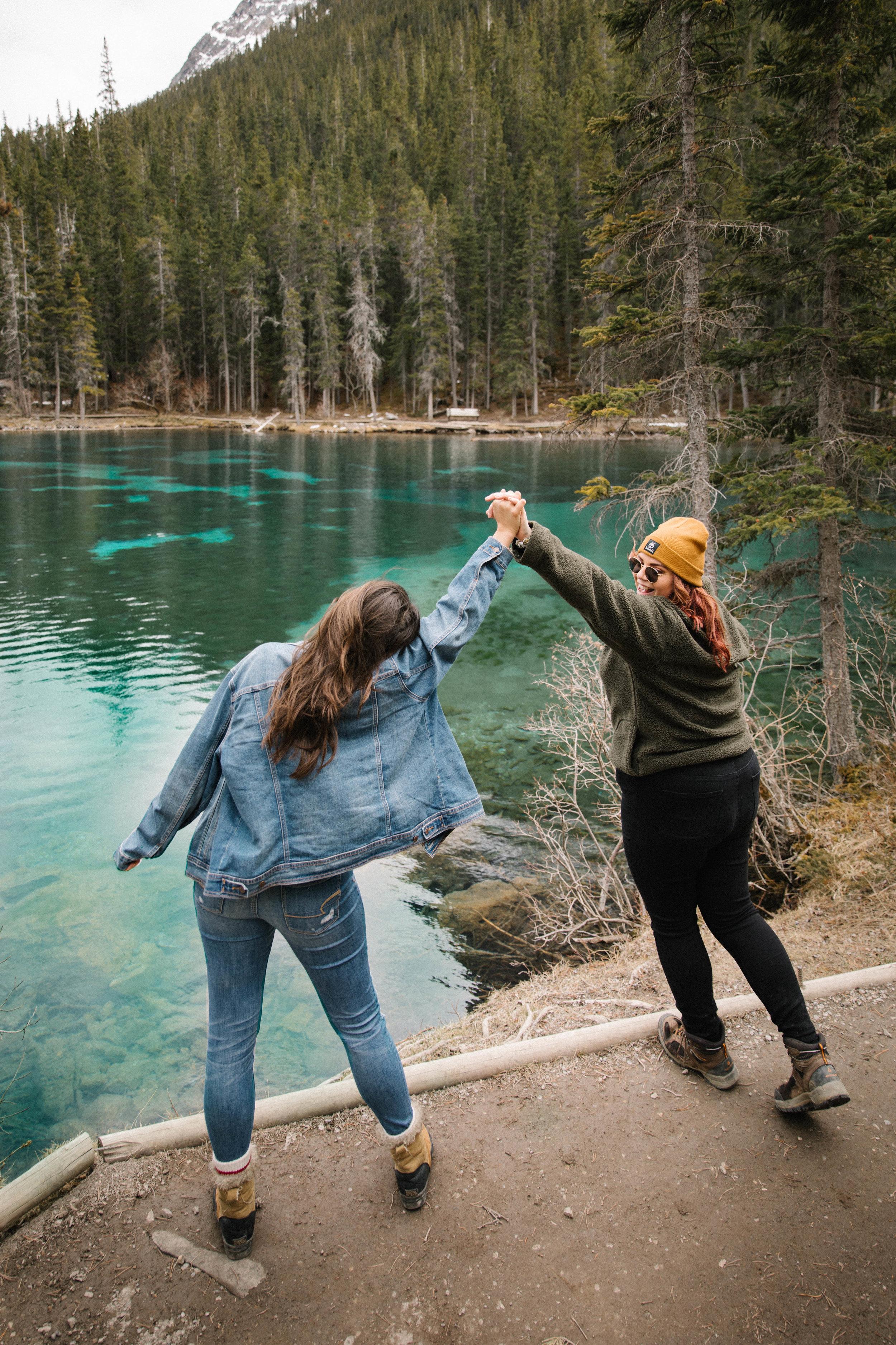 Grassi Lakes Guide