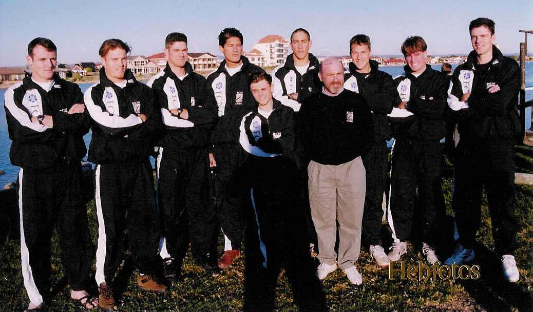 1994 U23 World Championships - NZL Men's Eight
