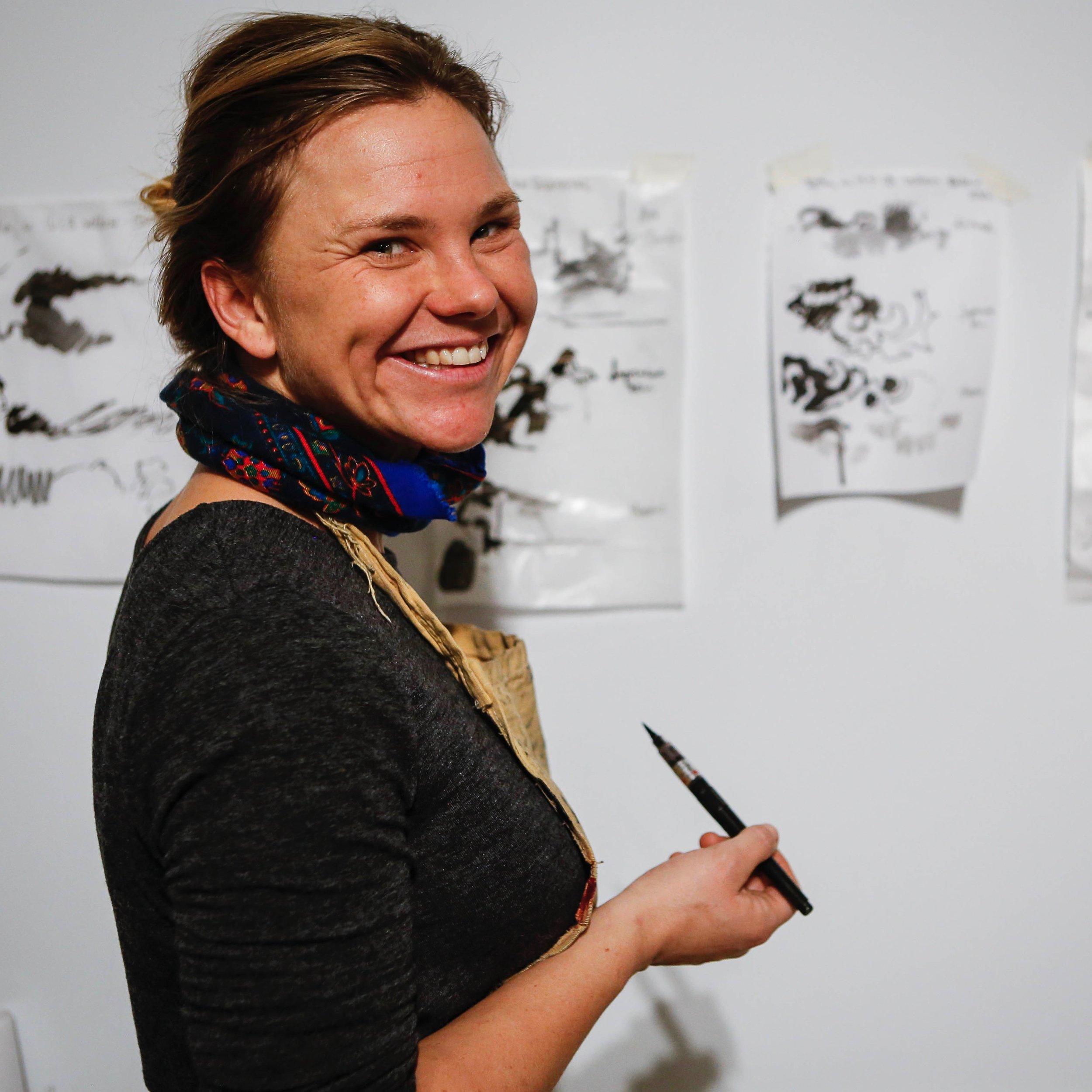 Annie Bailey,  Artist