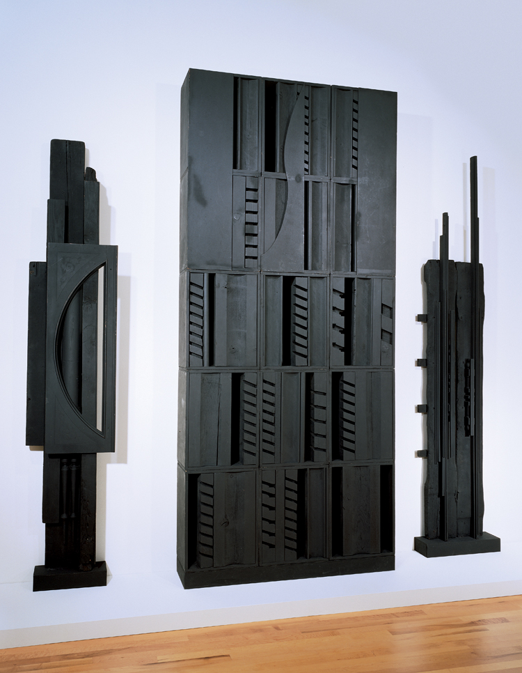 15.Louise Nevelson, The Endless Column, 1969 – 1985, 80.35.30