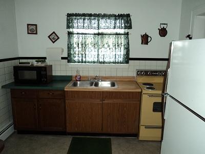 West house - Kitchen