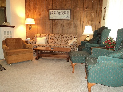 East house - Living Room