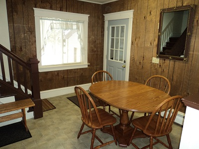East house - Dining Room