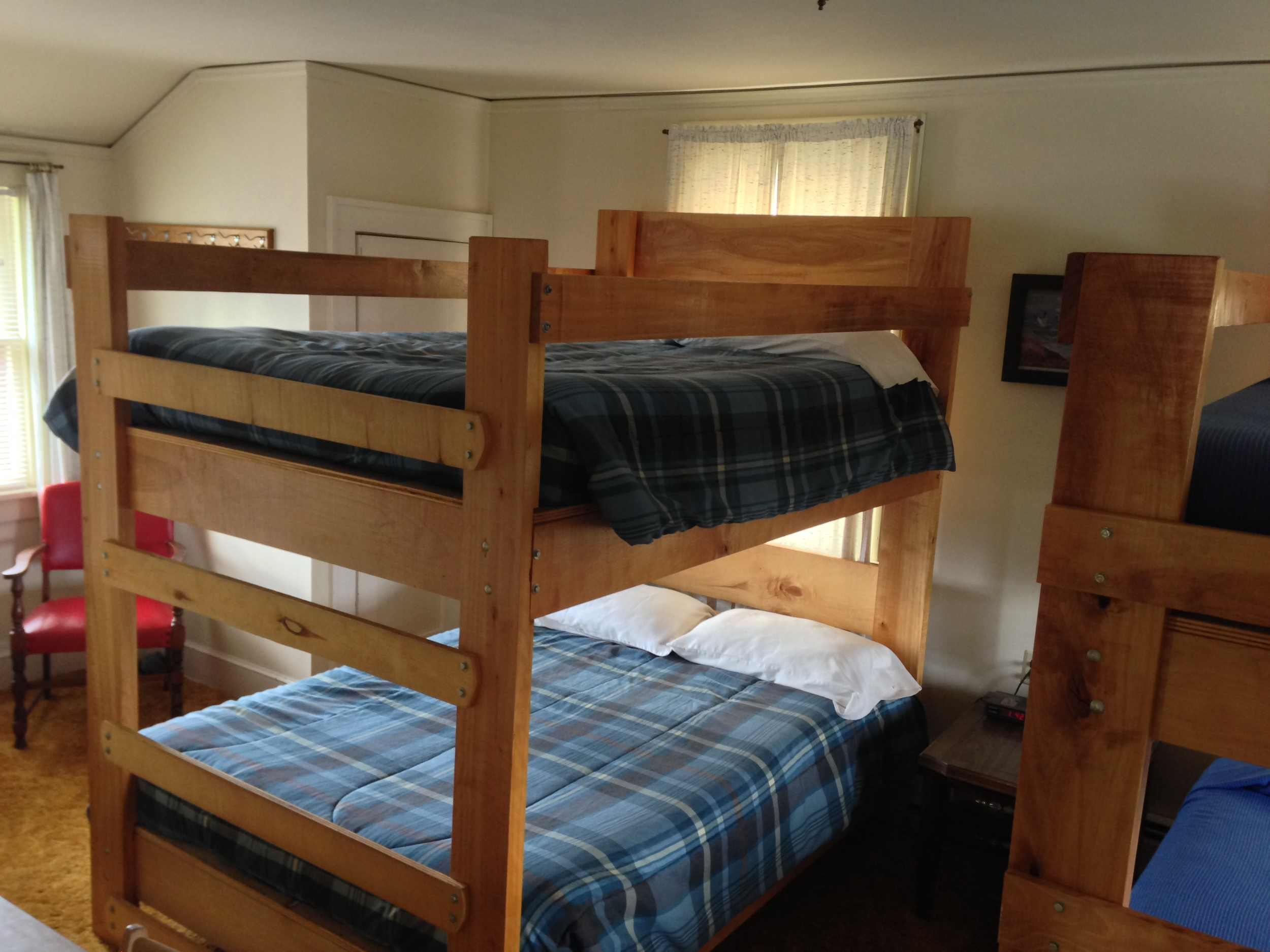 West house - Bedroom