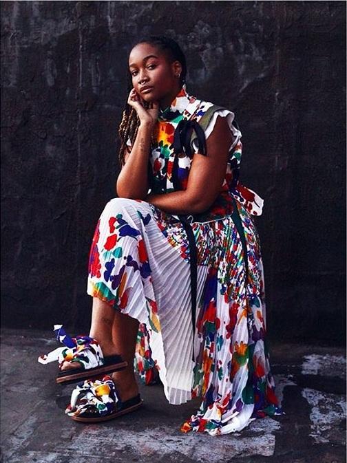 Kimberly Drew : Harper's Bazaar Japan.jpg