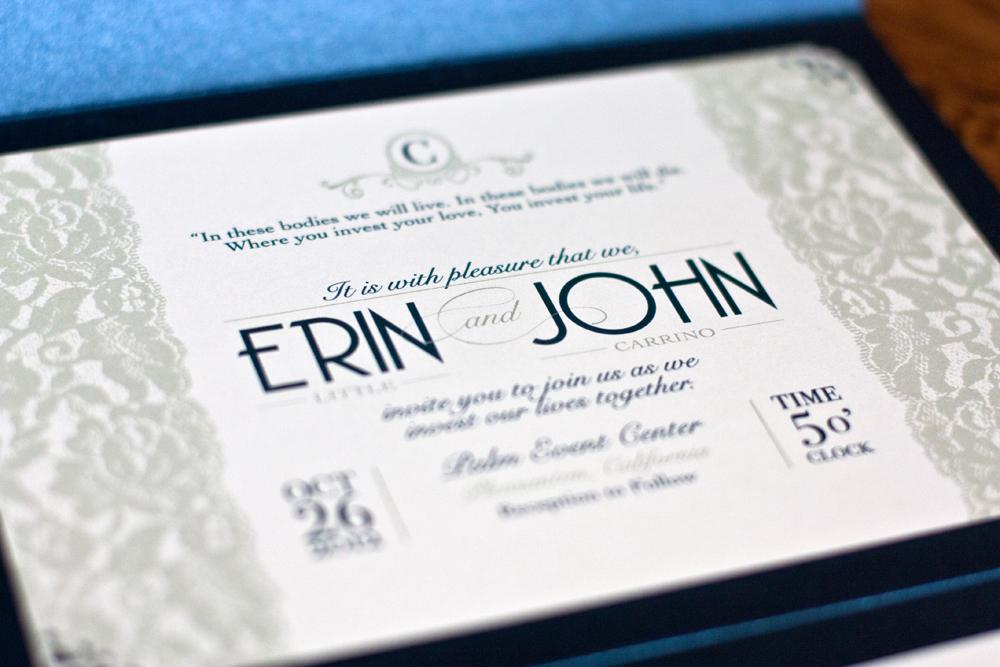 Erin & John