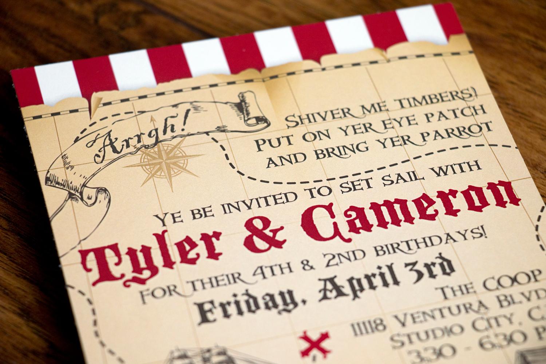 Tyler & Cameron's Birthdays