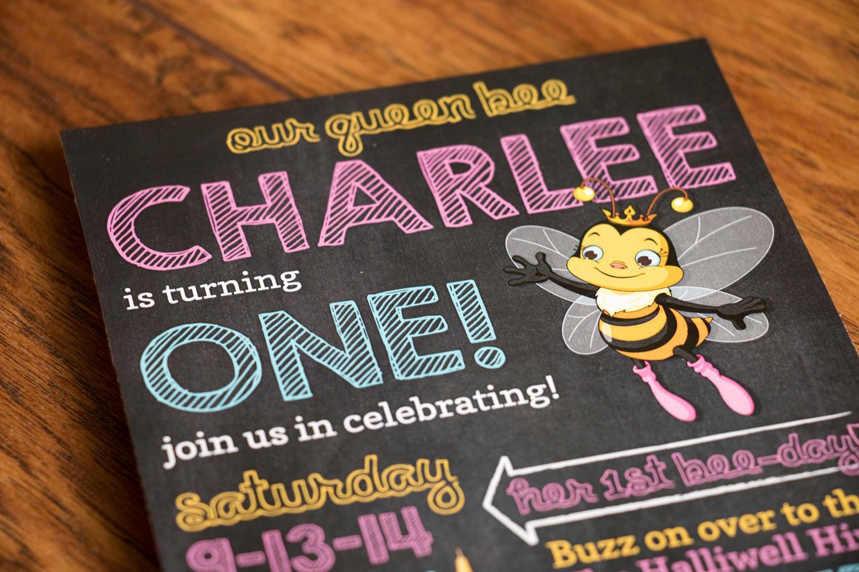 Charlee's 1st Birthday