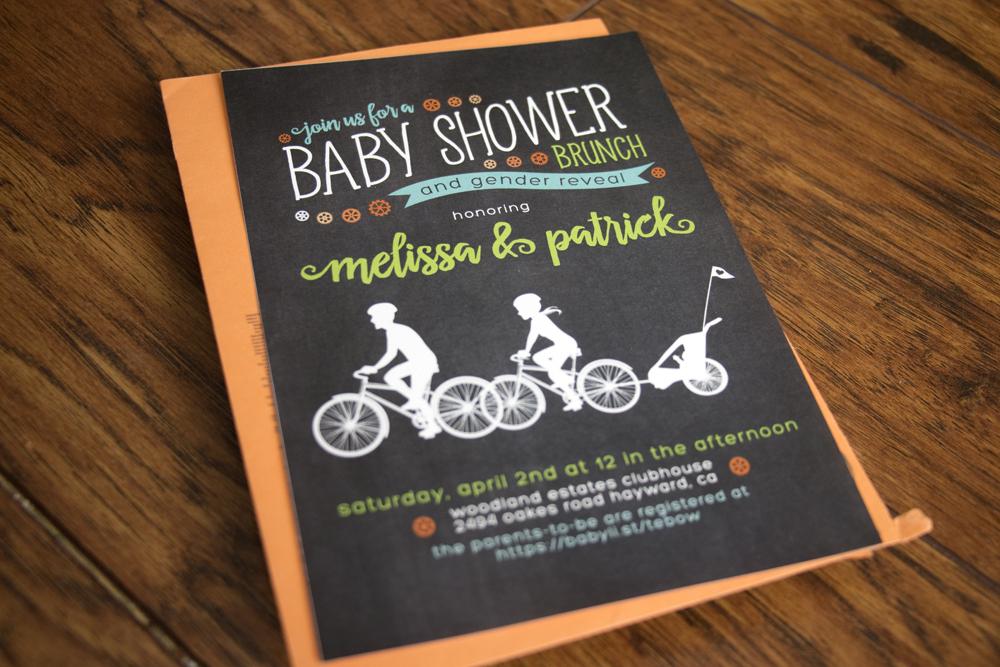 Melissa & Patrick's Baby Shower