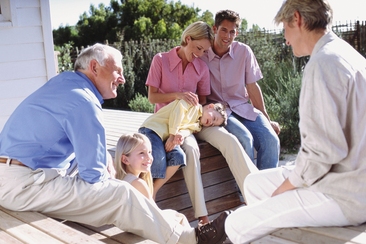 Successful families communicate effectively, work together well, and focus on the present and the future.   They mentor the children for success, so that they can handle their financial and emotional inheritances.