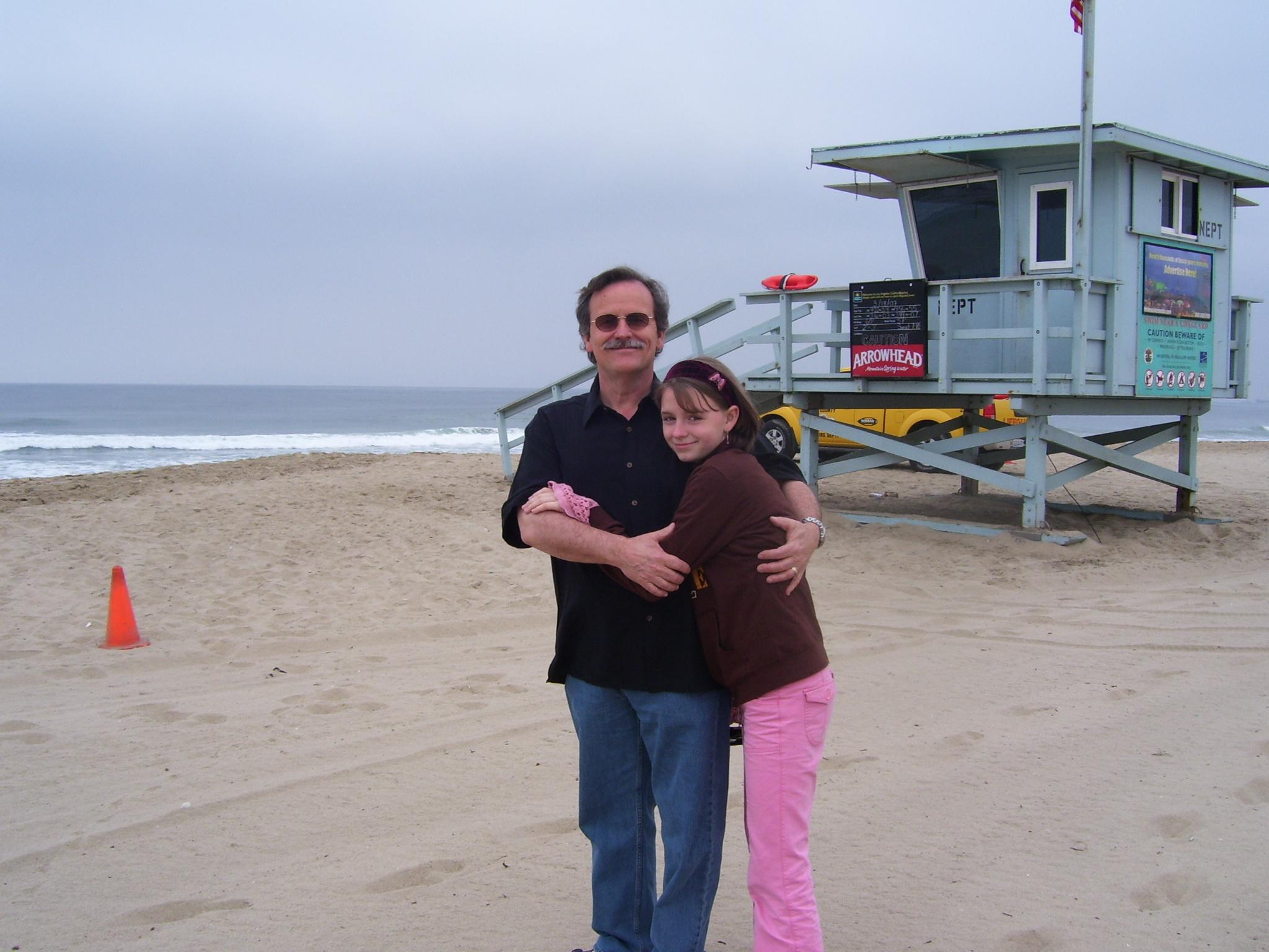 BRad Haga with Natalie Manhattan Beach.jpg