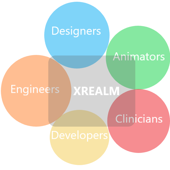 Interested? - Join the XREALM team and help turn extended reality into the future of eye care!Apply here