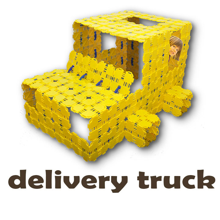 Delivery Truck Directions