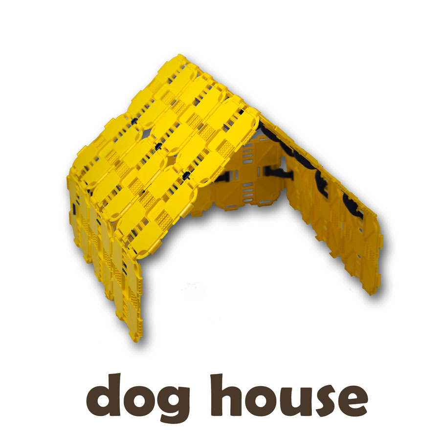 Dog House Build Directions