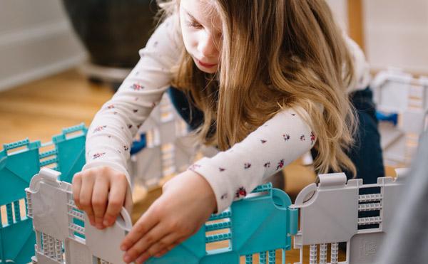 Fort Boards Teaches STEM Skills