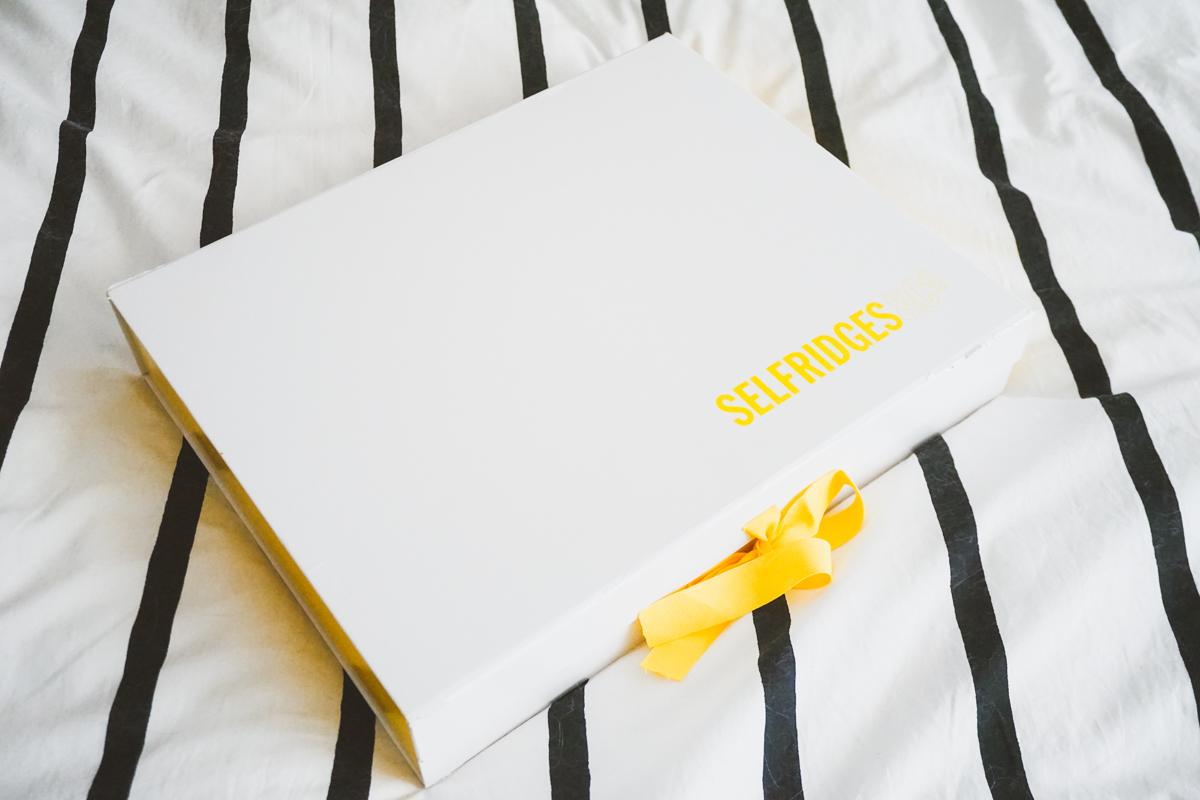 Selfridges Chloe Faye Packaging