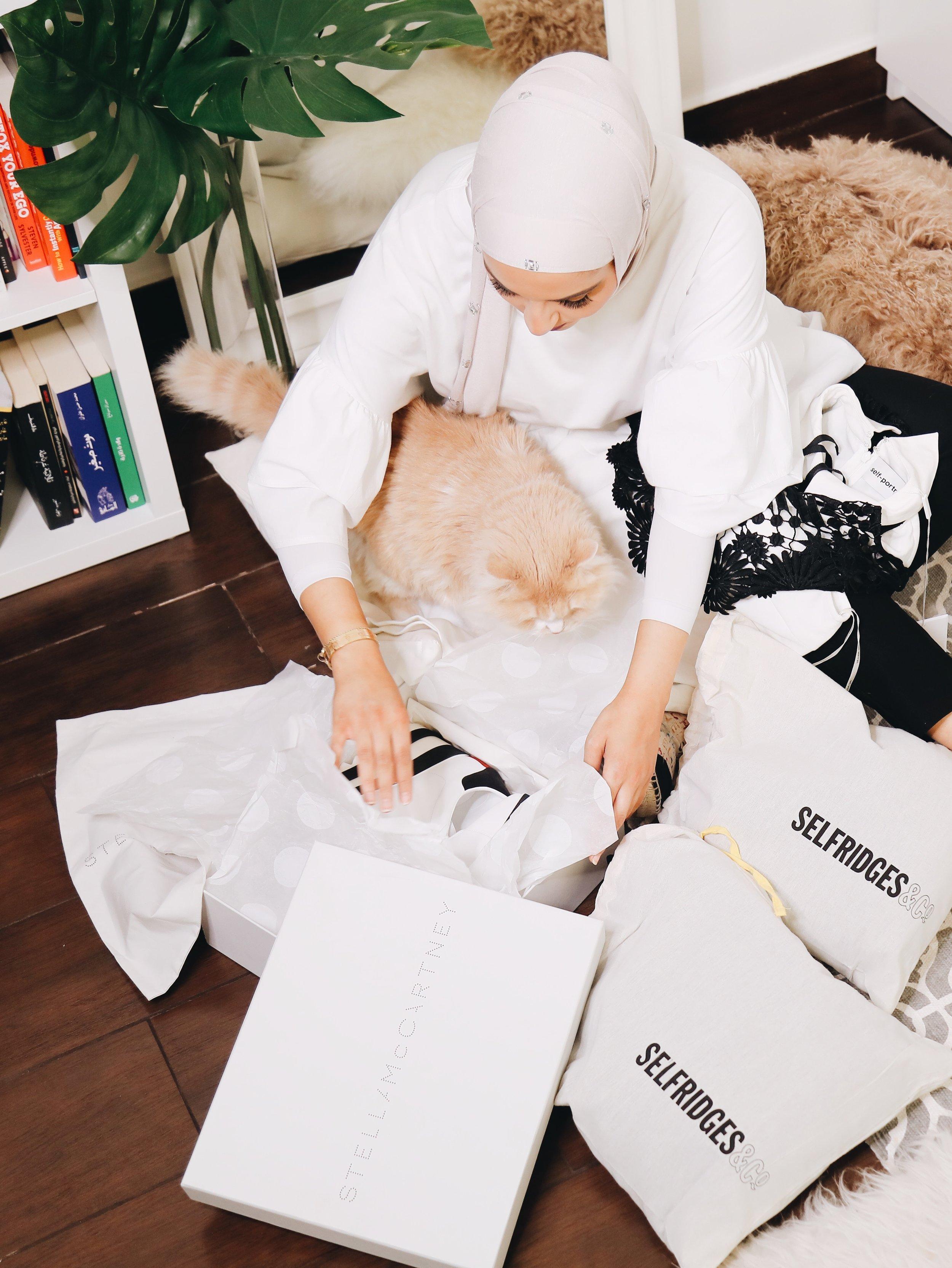 Selfridges online shopping
