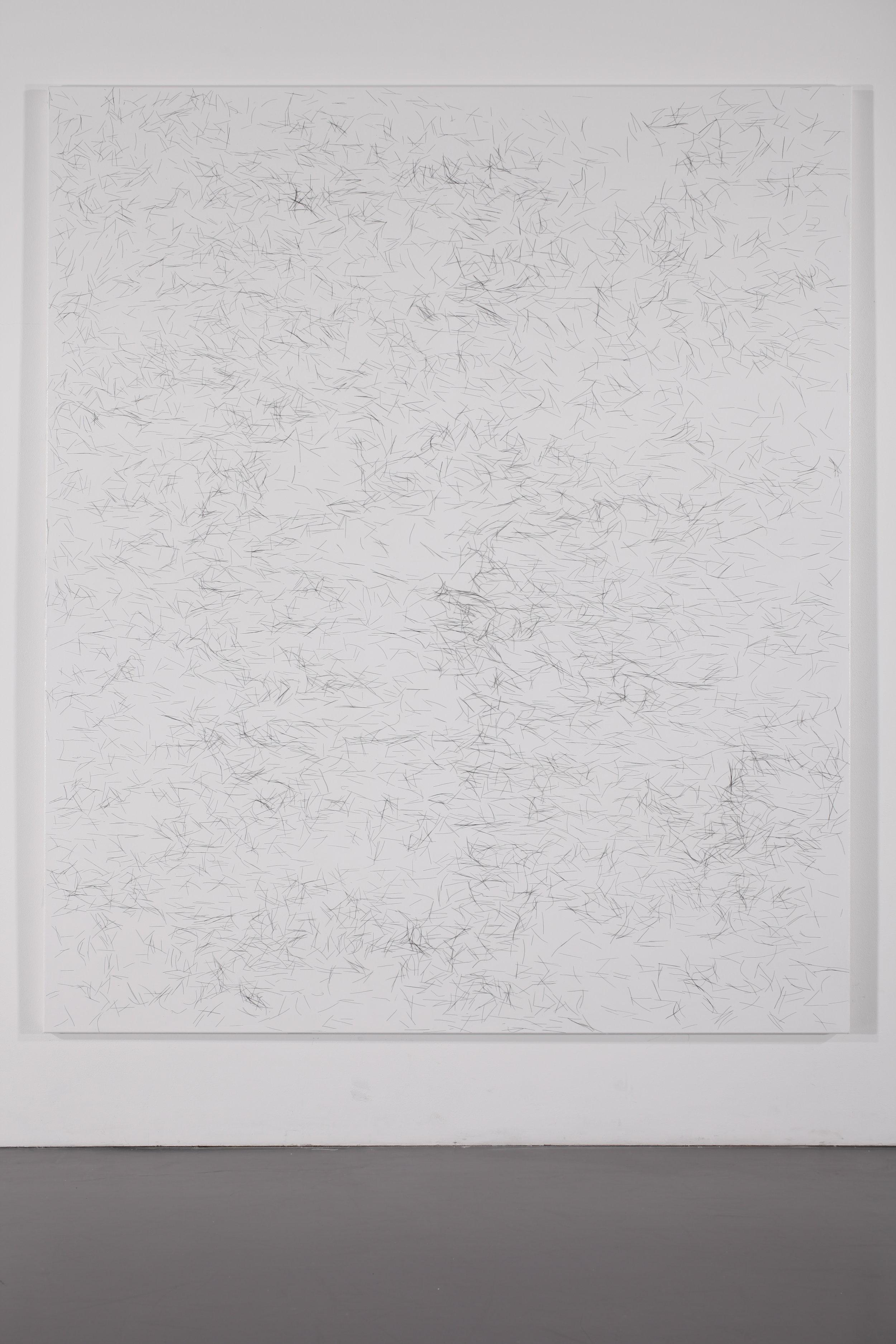 THE FOUNTAIN 3  2016 // 200cm x 170cm  acrylic on canvas