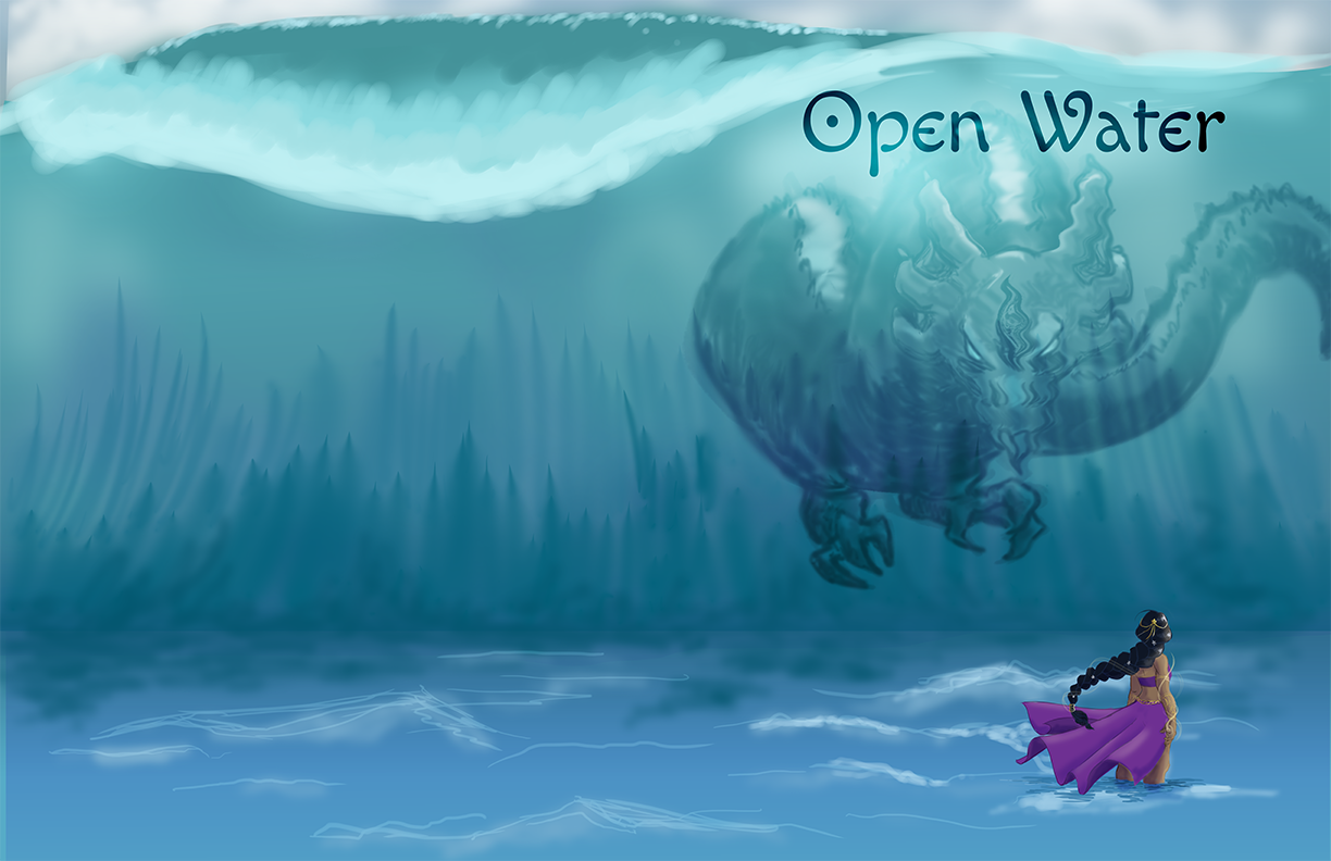 Open Water Cover