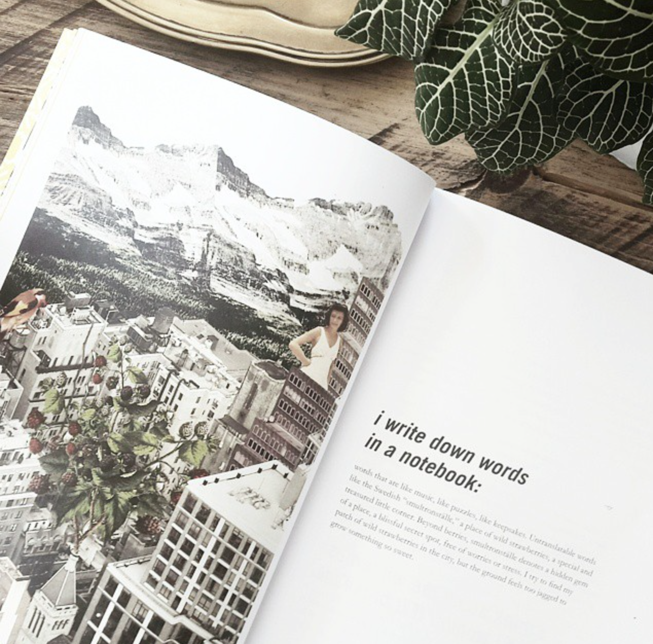 wherever mag / issue 3 contributor