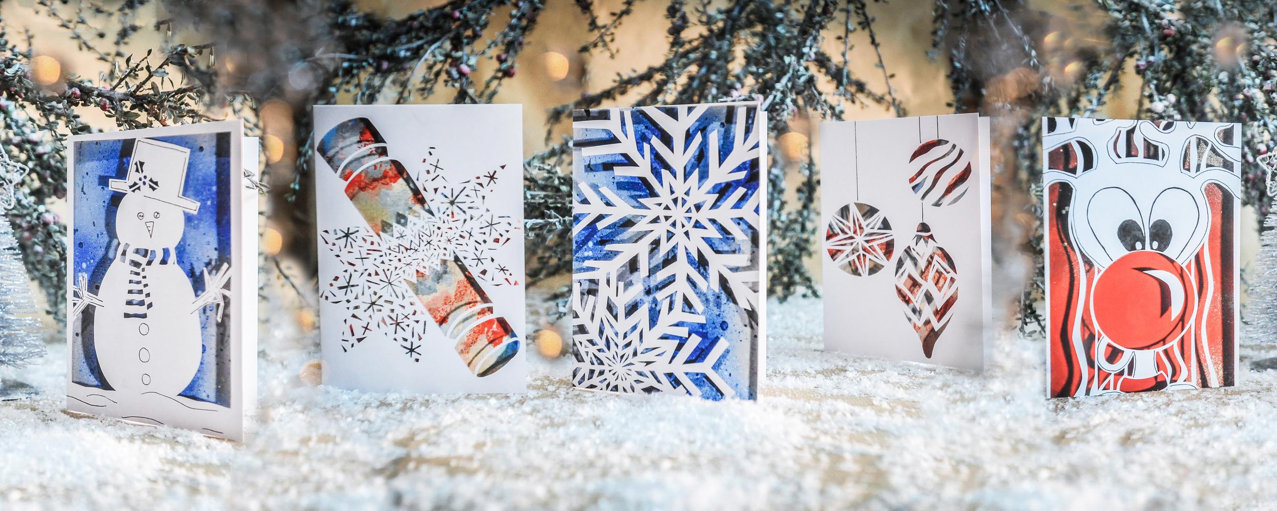 2014 Christmas Card Collection