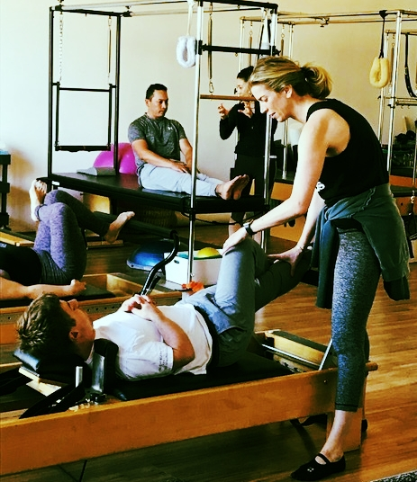 Brittany believes Pilates is truly for everyone and there is no one size fits all approach. She uses contemporary methods to create challenging and fun workouts for any client regardless of age, level or injury. Helping clients achieve their goals is what motivates her on a daily basis.