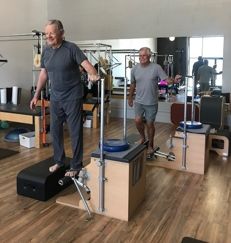 Fun Fact: - Pilates was created by a man -- for men. Creator, Joseph Pilates, had a list of occupations -- diver, wrestler, body builder, self-defense teacher and professional boxer -- that's pretty much the stereotypical definition of manliness. The truth is, Pilates offers a great workout, regardless of your gender.