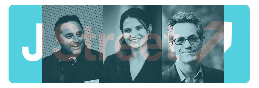 Daniel Sokatch, Sharon Brous, David Meyers
