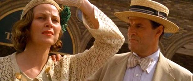 Lisa Eichhorn, Jeroen Krabbé in  King of the Hill .