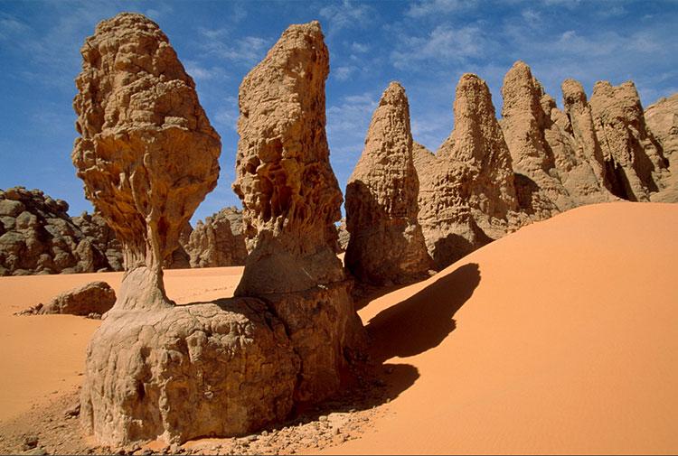 Sahara [Photo: George Steinmetz]