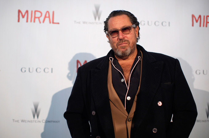 Director Julian Schnabel's 'Miral' has brought the Israel-Palestine conflict into the mainstream [GALLO/GETTY]
